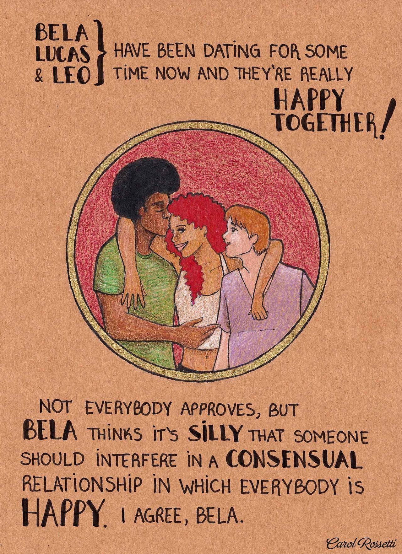 Dating like a feminist carol