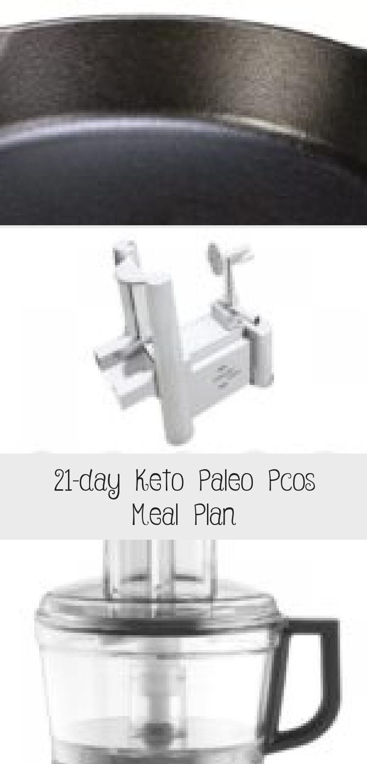 Pcos Low Carb Meal Plan
