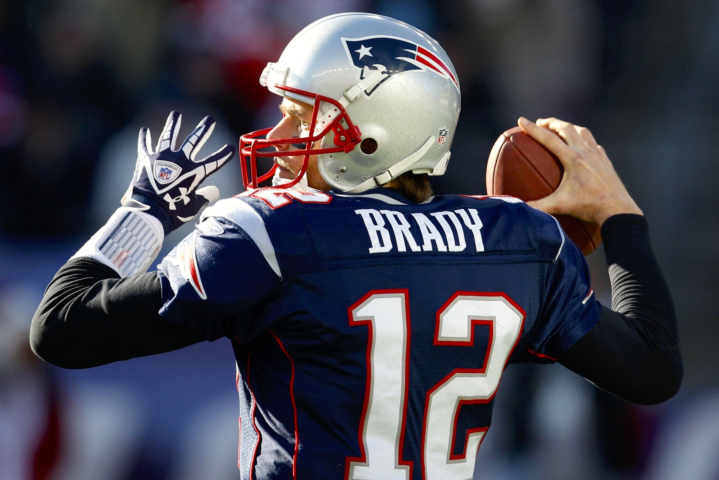 Tom Brady Qb New England Patriots New England Patriots Patriots Football Patriots