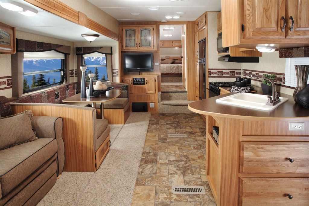 Superb Motorhome Interior