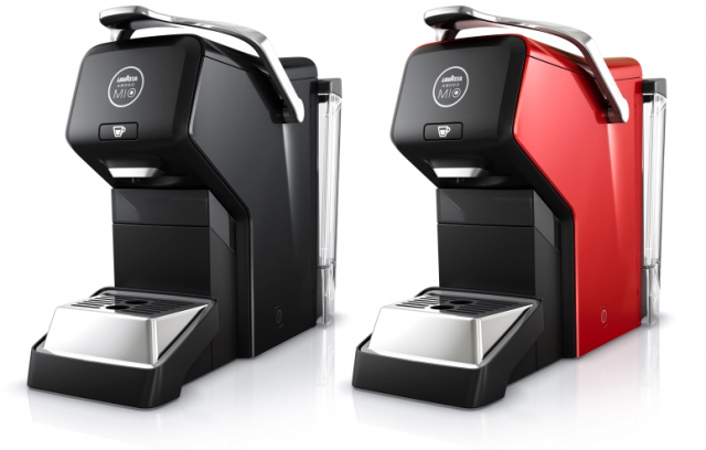 The latest coffee machine from Electrolux combines Italian