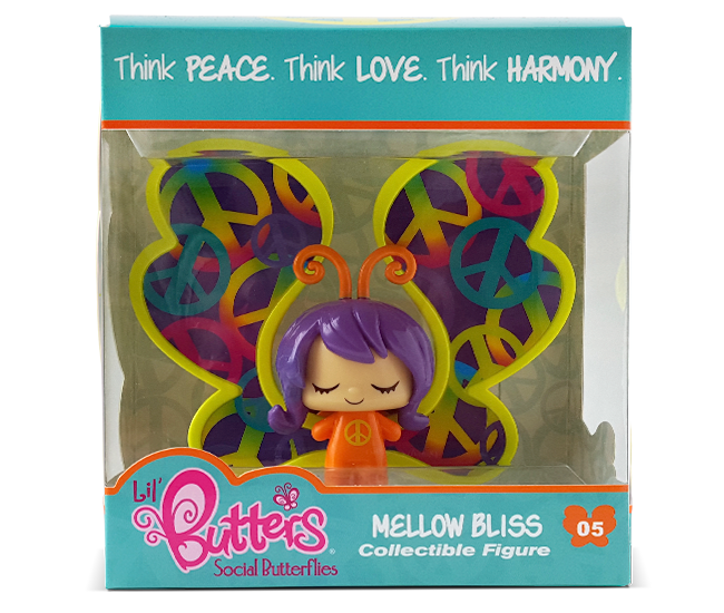 Lil' Butters Mellow Bliss 05 Bliss, Collectible dolls, Lil