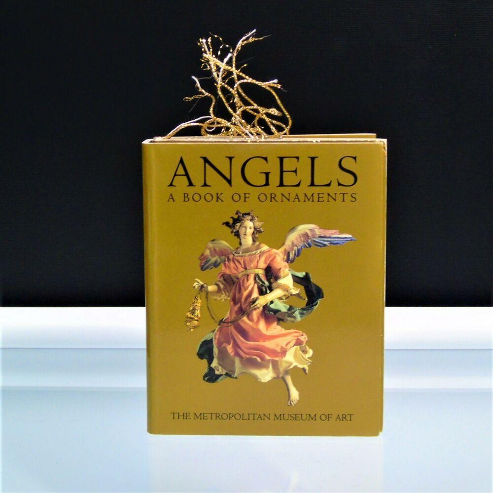 5 Angel Ornaments Metropolitan Museum of Art 1994 A Book of Ornaments | Metropolitan museum of ...