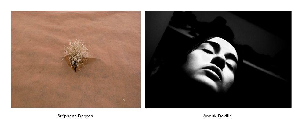Expo photo Anouk Deville / Stéphane Degros @ Atelier de Visu, Marseille