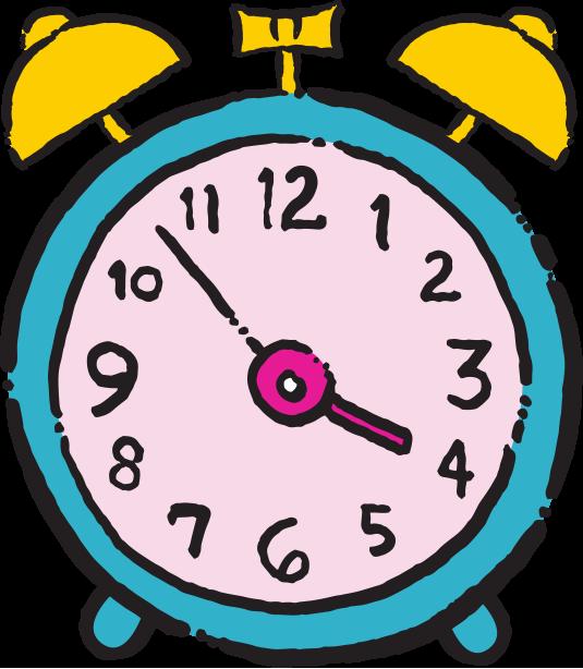 Destember Clock Clipart Art Basics Clip Art Borders