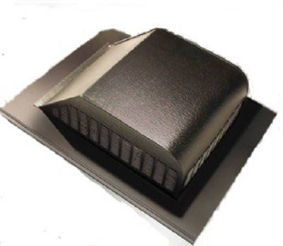 Air Vent Rvg55010 Slant Galvanized Roof Vent Black You Can Find More Details By Visiting The Image Link Metal Roof Vents Roof Vents Galvanized Roofing