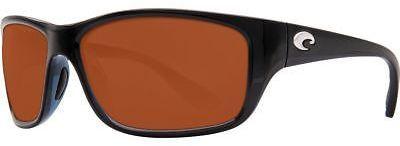 1999b8cf81f25 Costa Tasman Sea Polarized 580P Sunglasses Shiny Black Copper 580p One Size