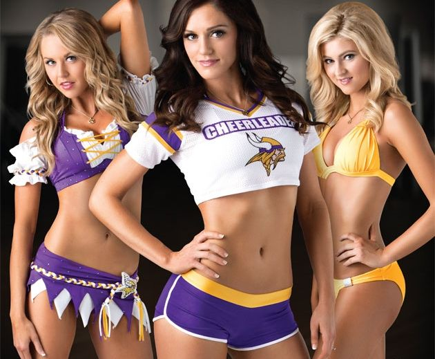 Image result for hot minnesota vikings girls