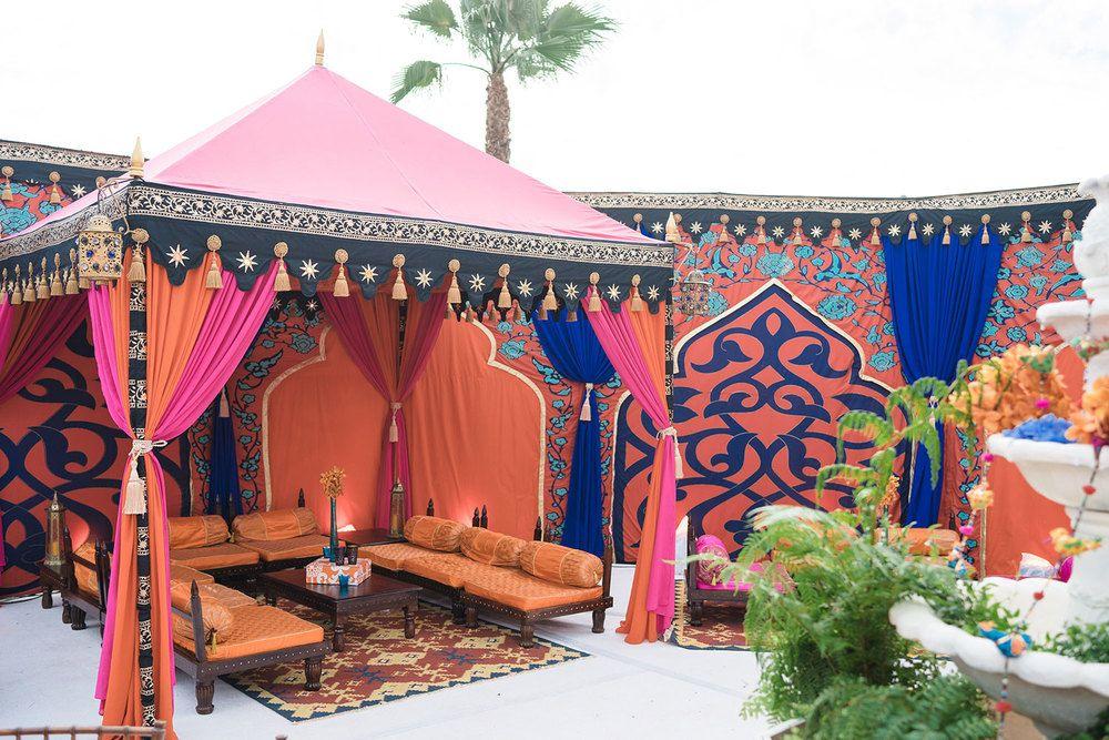 Luxury Tent Rentals Los Angeles