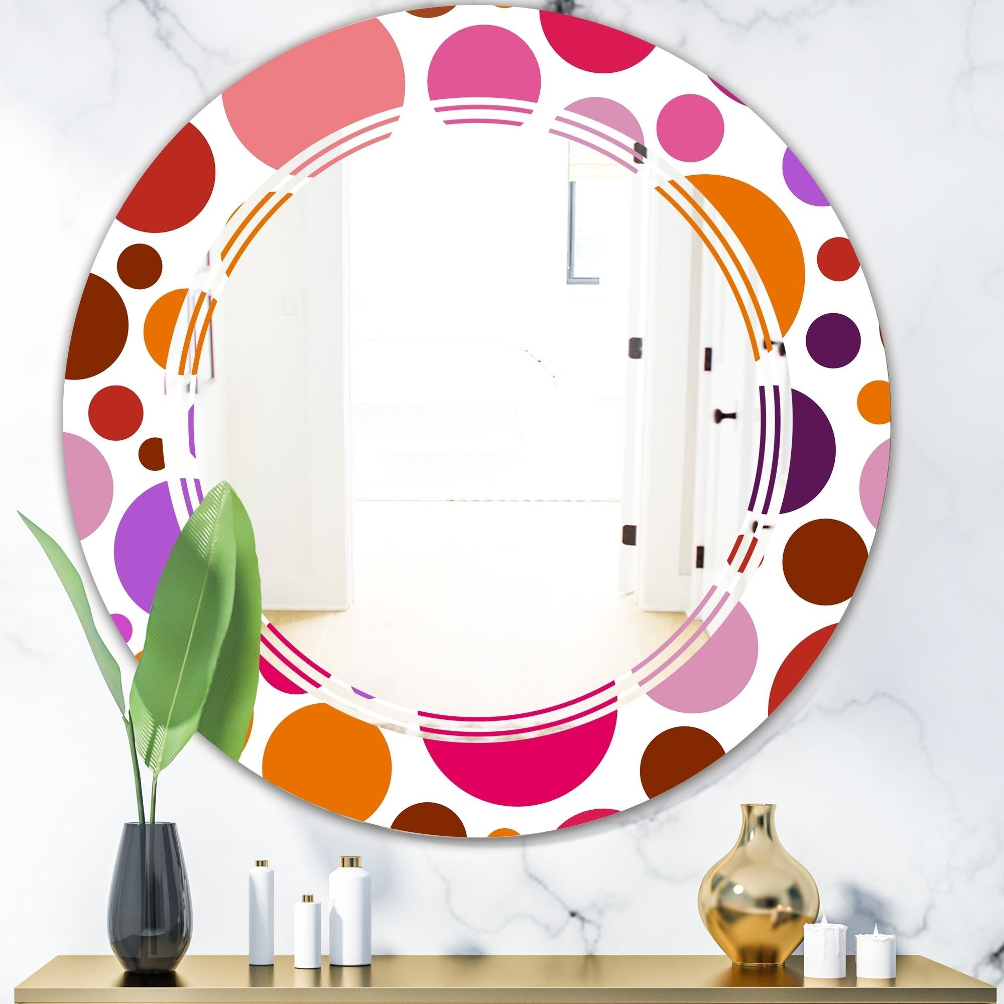 Overstock Com Online Shopping Bedding Furniture Electronics Jewelry Clothing More In 2021 Oval Wall Mirror Round Wall Mirror Mirror Wall