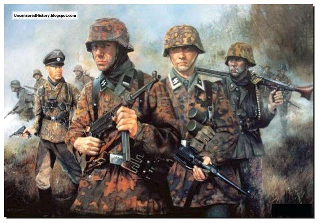 UNCENSORED HISTORY: Dark Chapters Of History: Images Of War, History , WW2: Waffen SS: War Criminals Or Great Soldiers?
