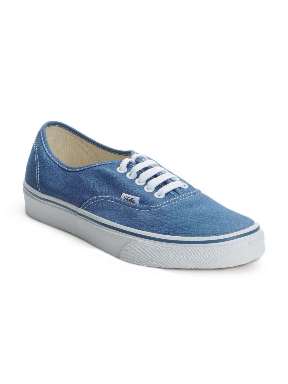 Buy Vans Men Blue Casual Shoes - 288