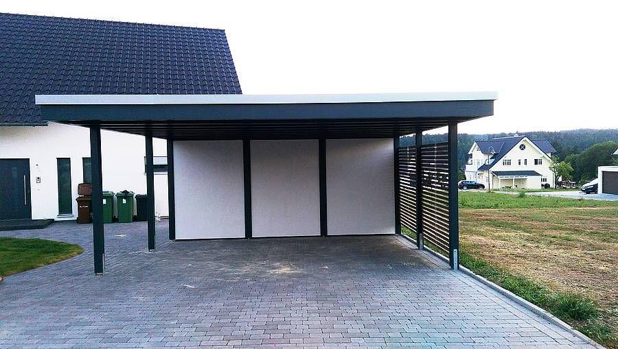 Wir Wissen Was Einen Carport Einzigartig Macht Carporthaus Mit Bildern Carport Haus Design Haus