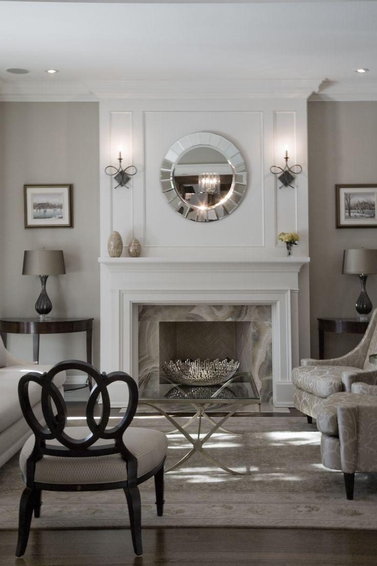 Wohnzimmer Mit Kamin Design Und Ideen Die Sie Den Ganzen Winter