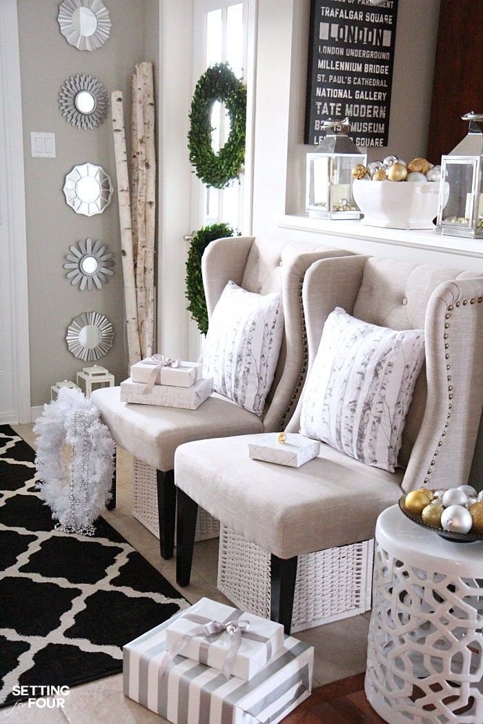 Holiday home decor ideas How to decorate