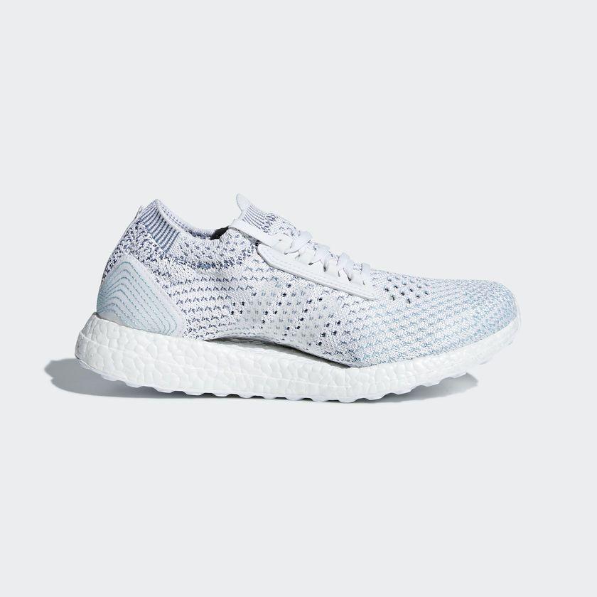 Women's Ultraboost X Parley Shoes from Adidas. Adidas has