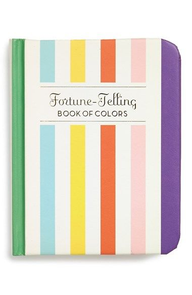 Free shipping and returns on Chronicle Books 'Fortune-Telling Book of Colors' at Nordstrom.com. A giftable book highlights auspicious signs and offers insights on colors across the spectrum, covering everything from basic color theory to auras, energies and the combinations best suited to feng shui.