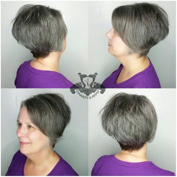 how to make hair style image result for stacked wedge haircut hair 8604