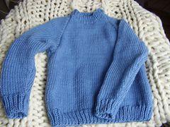 6e6ff88c8a78c Ravelry  Adult Raglan Sleeve Pullover pattern by Lion Brand Yarn