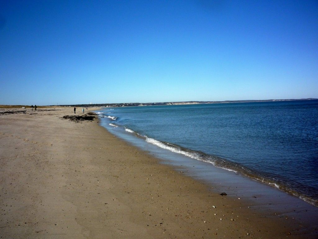 Scusset Beach Cape Cod In November Nice To Have The Oneself