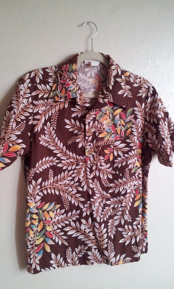 Vintage Sears Kings Road 60s Hawaiian by WickedVintageWitch, $25.00