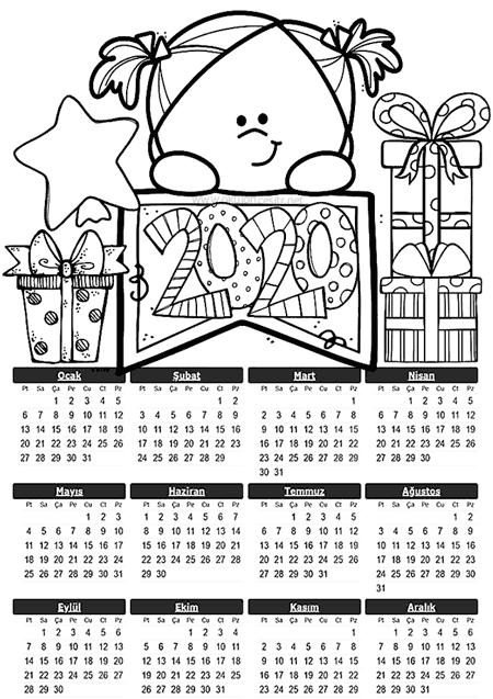 kalender 2019 malvorlage  coloring and malvorlagan