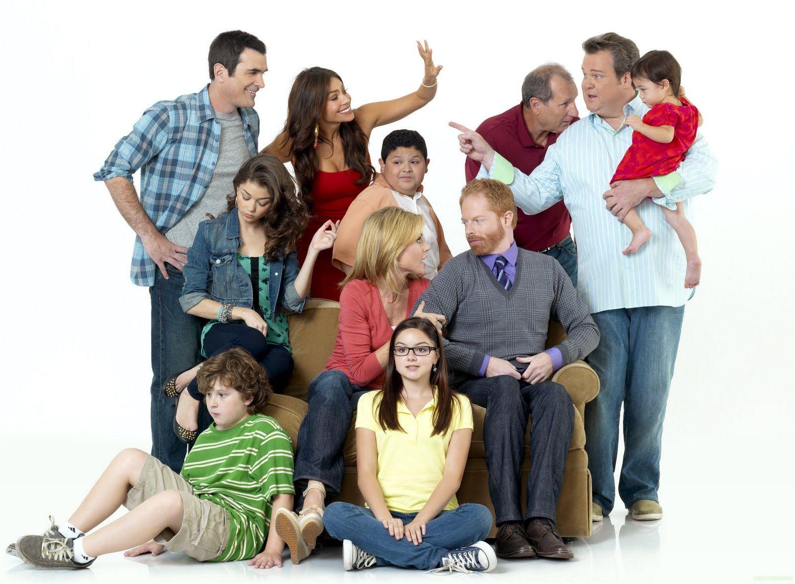 Pin On Modern Family