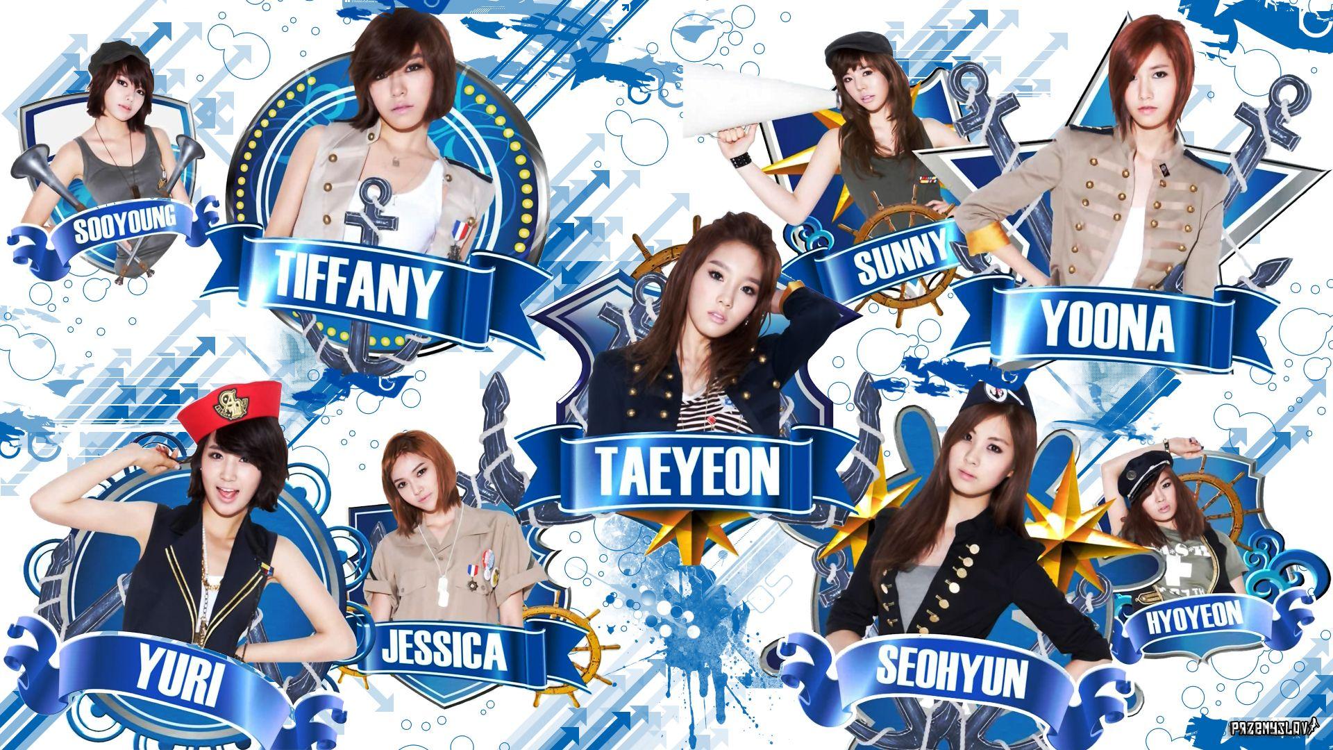 Girls Generation Names Wallpaper Backgrounds 1920x1080 Px Hd Desktop Wallpapers Girls Generation Snsd Seohyun
