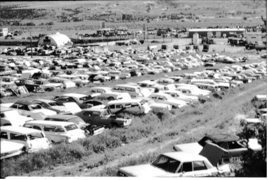 Historic Auto Salvage Yards Google Search Barn Find Cars Wrecking Yards Abandoned Cars
