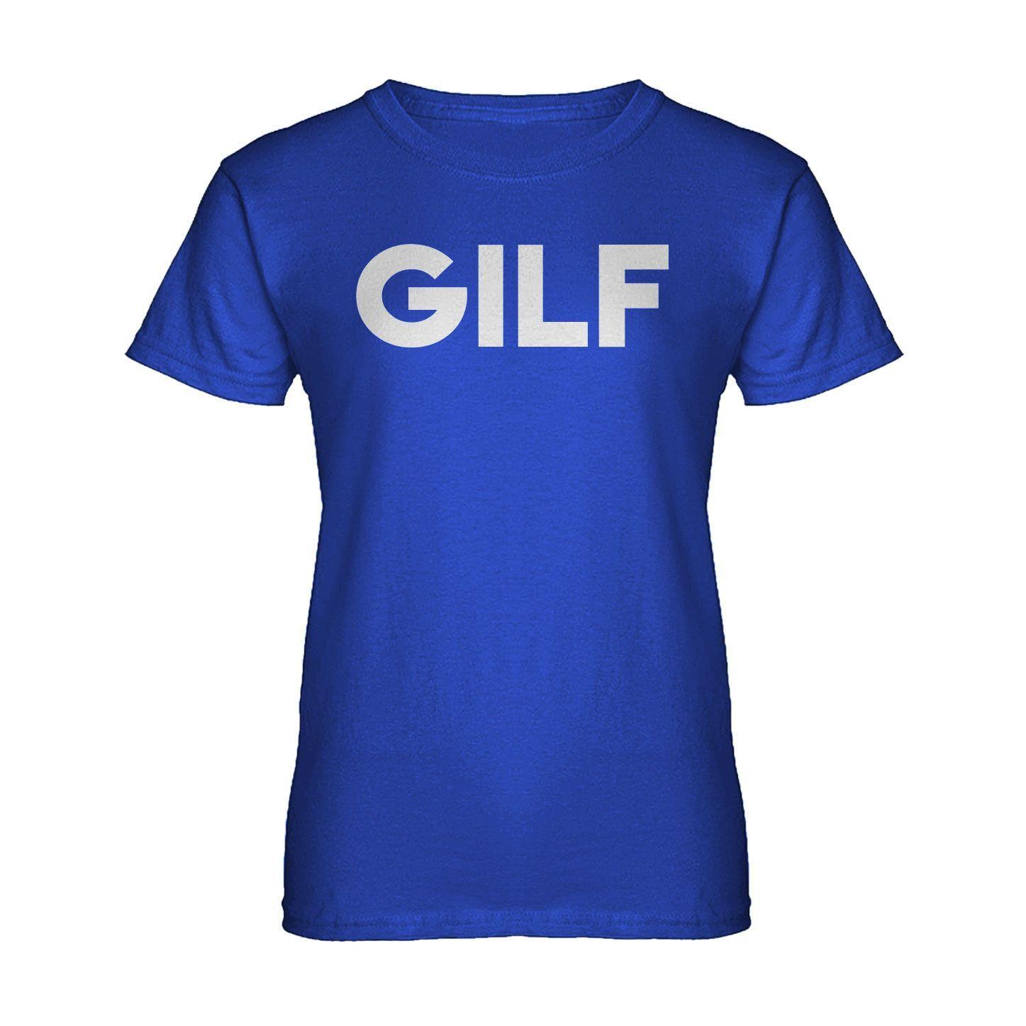 GILF Womens T-shirt