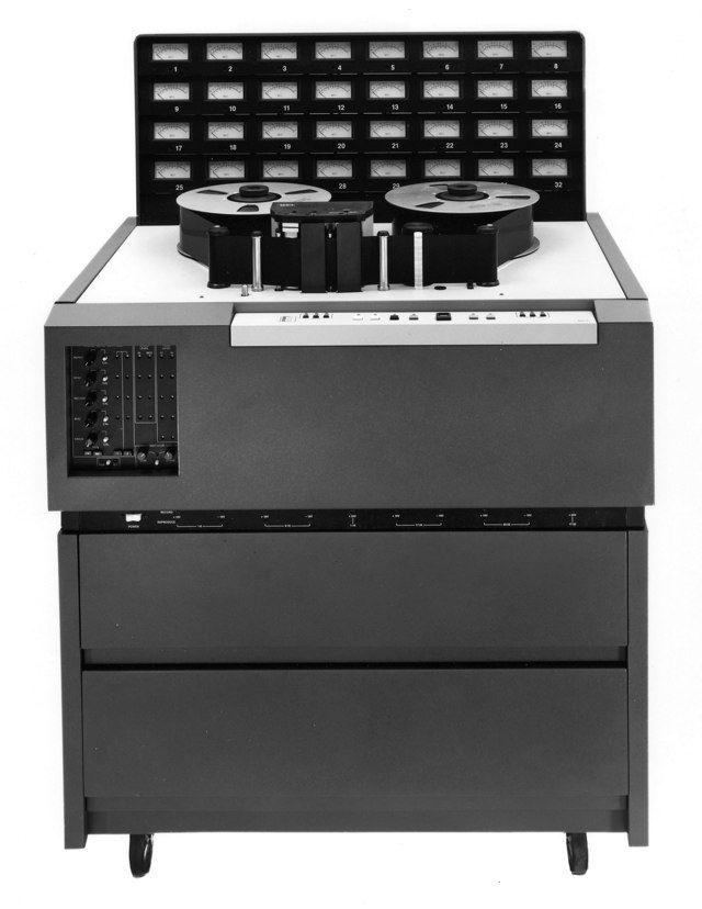 mci jh 32 32 track 2 analog tape recorder tape. Black Bedroom Furniture Sets. Home Design Ideas