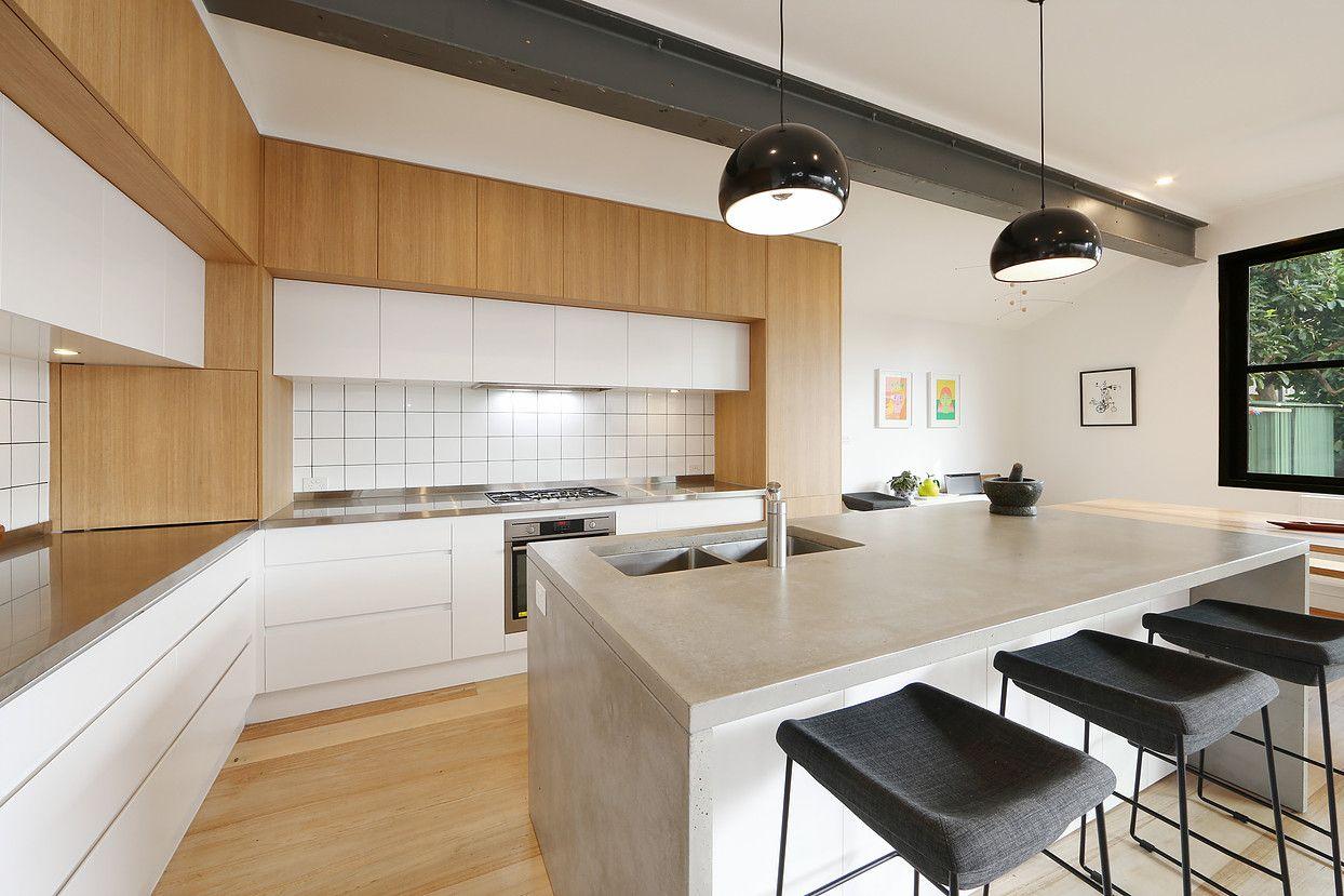 Melbourne Contemporary Kitchens, Custom Kitchens ...