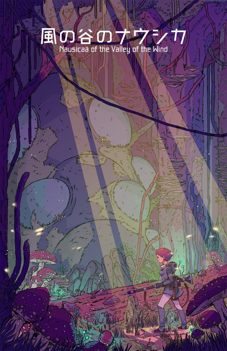 miyazaki-ru on | Vorlagen und Illustration