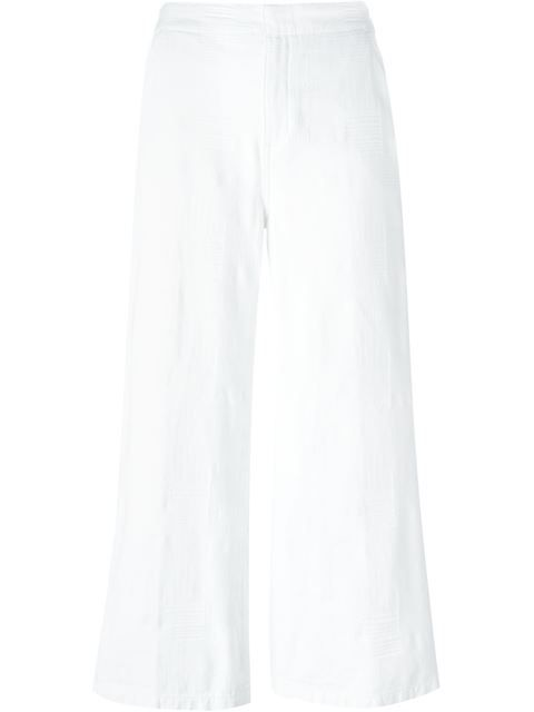 TORY BURCH 'Jodie' Trousers. #toryburch #cloth #trousers