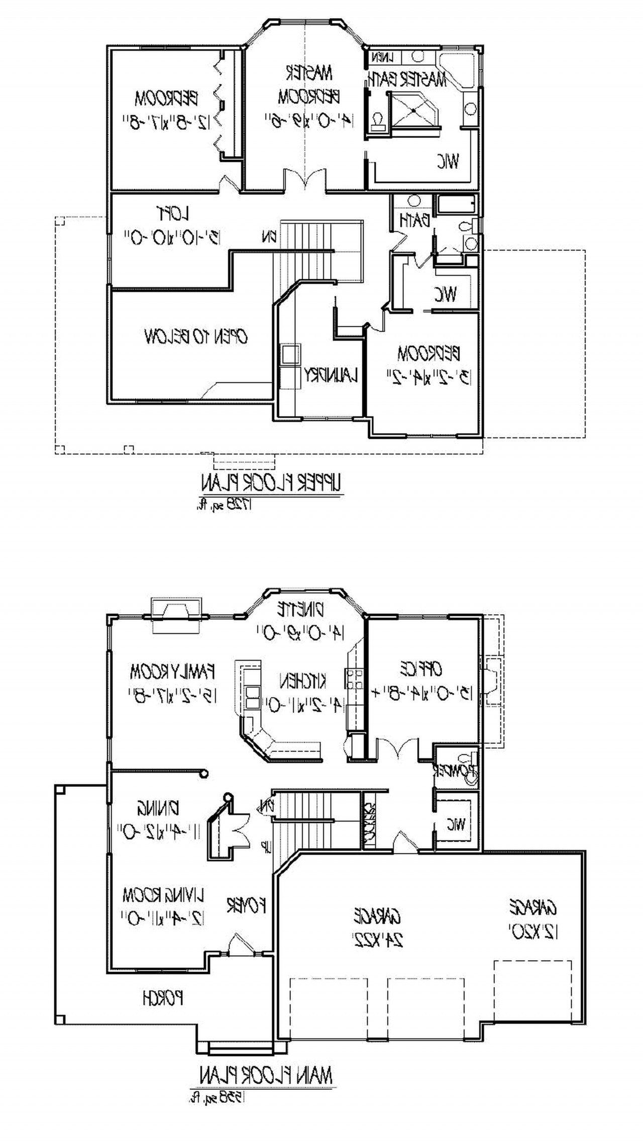 Free Modern House Plans Uk Feet Mediterranean House Plans Two Story Narrow Fresh Small In 2020 Home Design Floor Plans Two Story House Plans House Plans Uk