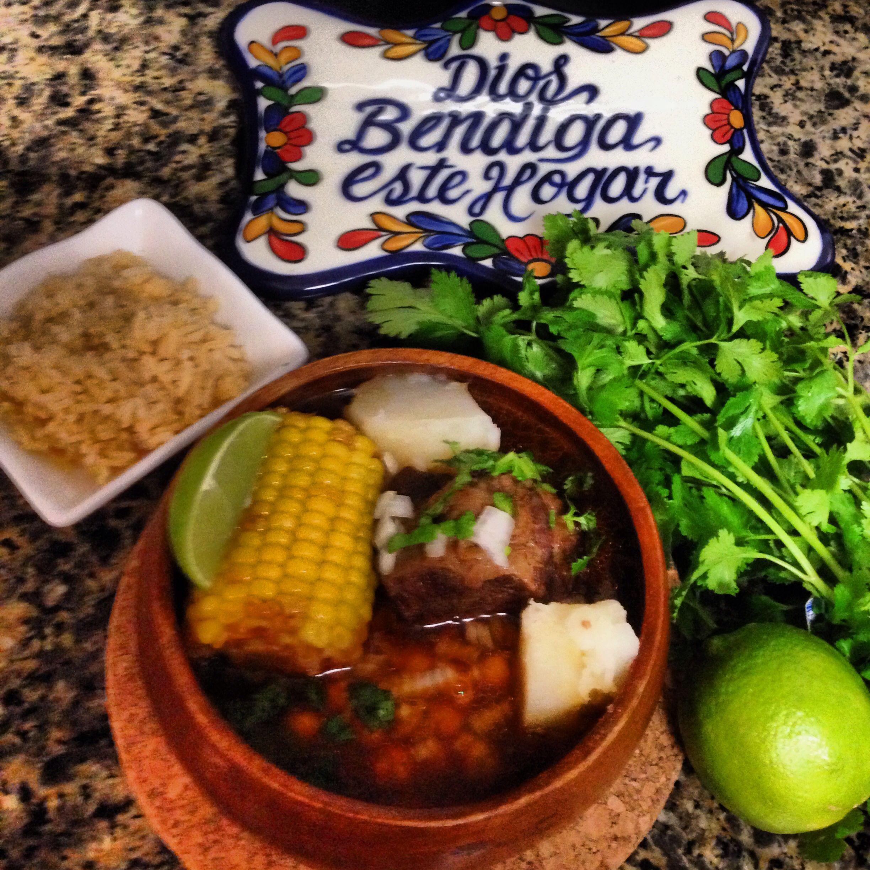 Mole de hoya on a sunday late afternoon feeling back in mexico d f m xico en la piel - Hoya de cocina ...