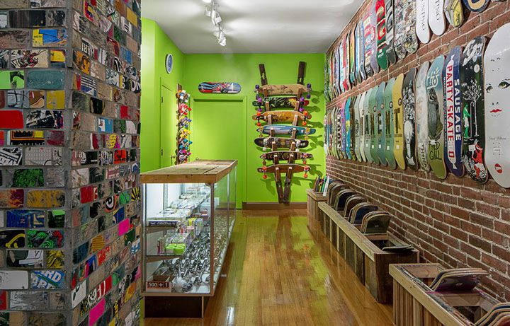 Orchard Skateshop Boston Massachusetts
