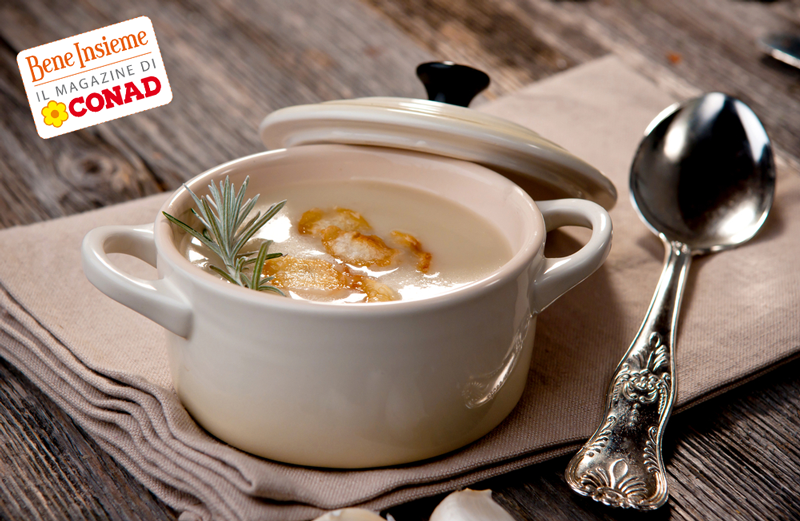 Cremosa e decisa? Anche croccante: carciofi e mascarpone, in una gustosa ricetta di Conad Bene Insieme! Clicca sulla foto :)