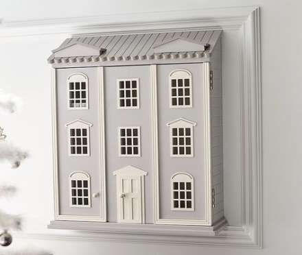 Super Doll House Bookcase Daughters Ideas House Doll