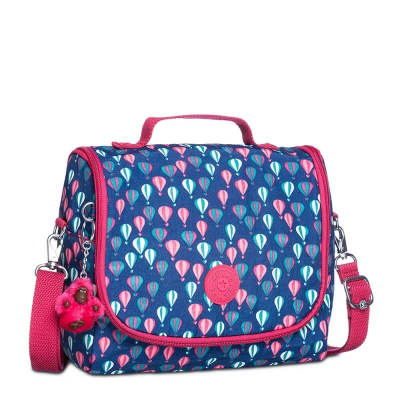 7f4b67308 Compre KIPLING : Lancheira New Kichirou Azul e Rosa Balloon PR Kipling por  R$399,00 - Kipling