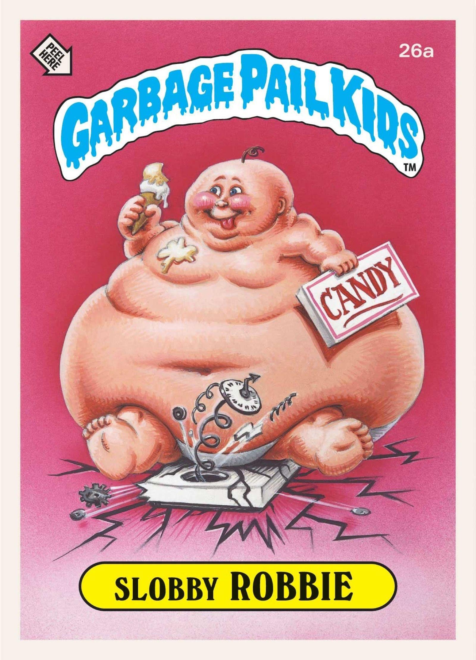 Bad Cinema The Garbage Pail Kids Movie Dir Rod Amateau 1987 Garbage Pail Kids Garbage Pail Kids Cards Kids Cards