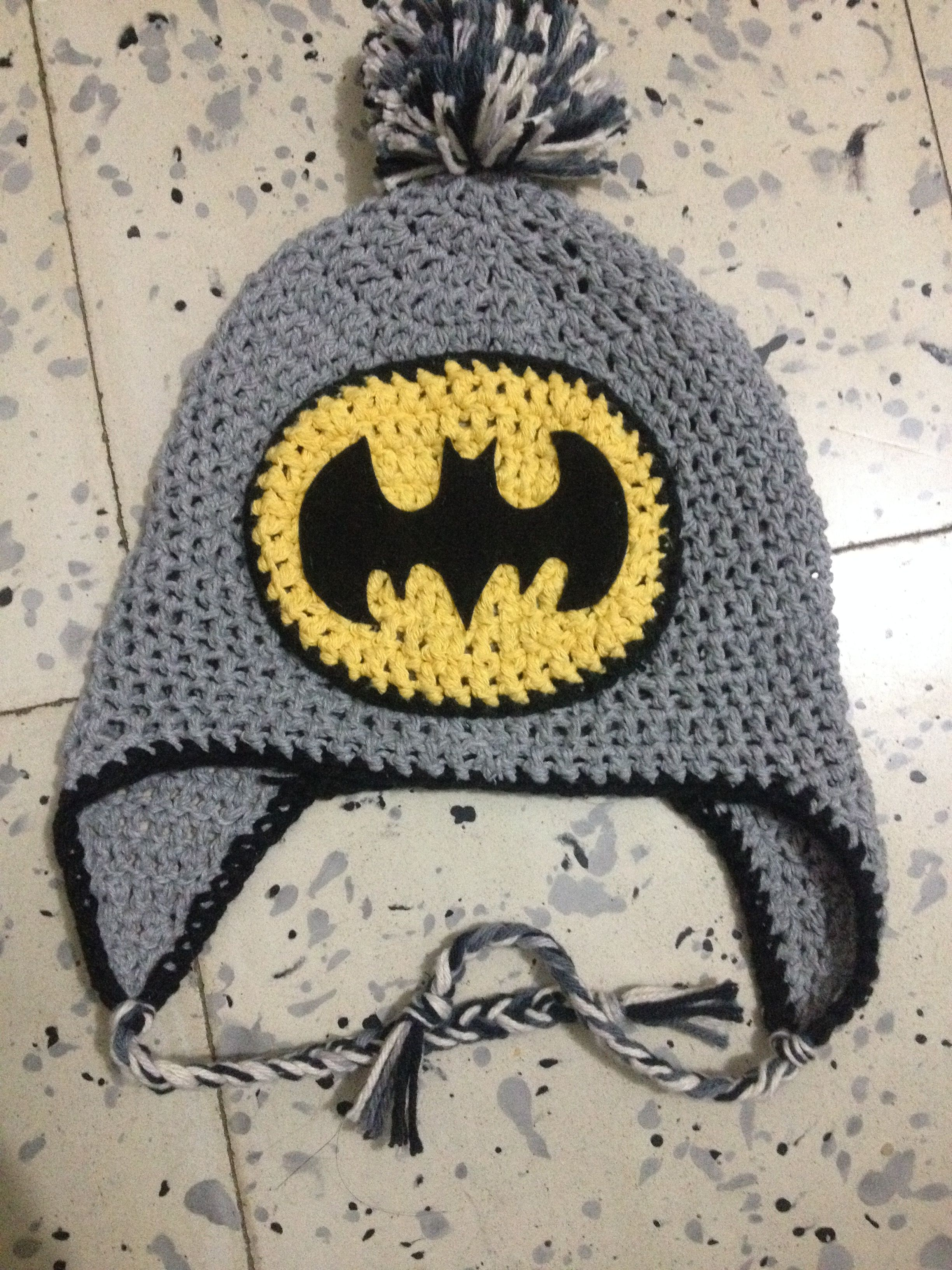 Gorro de Batman 489306c807e