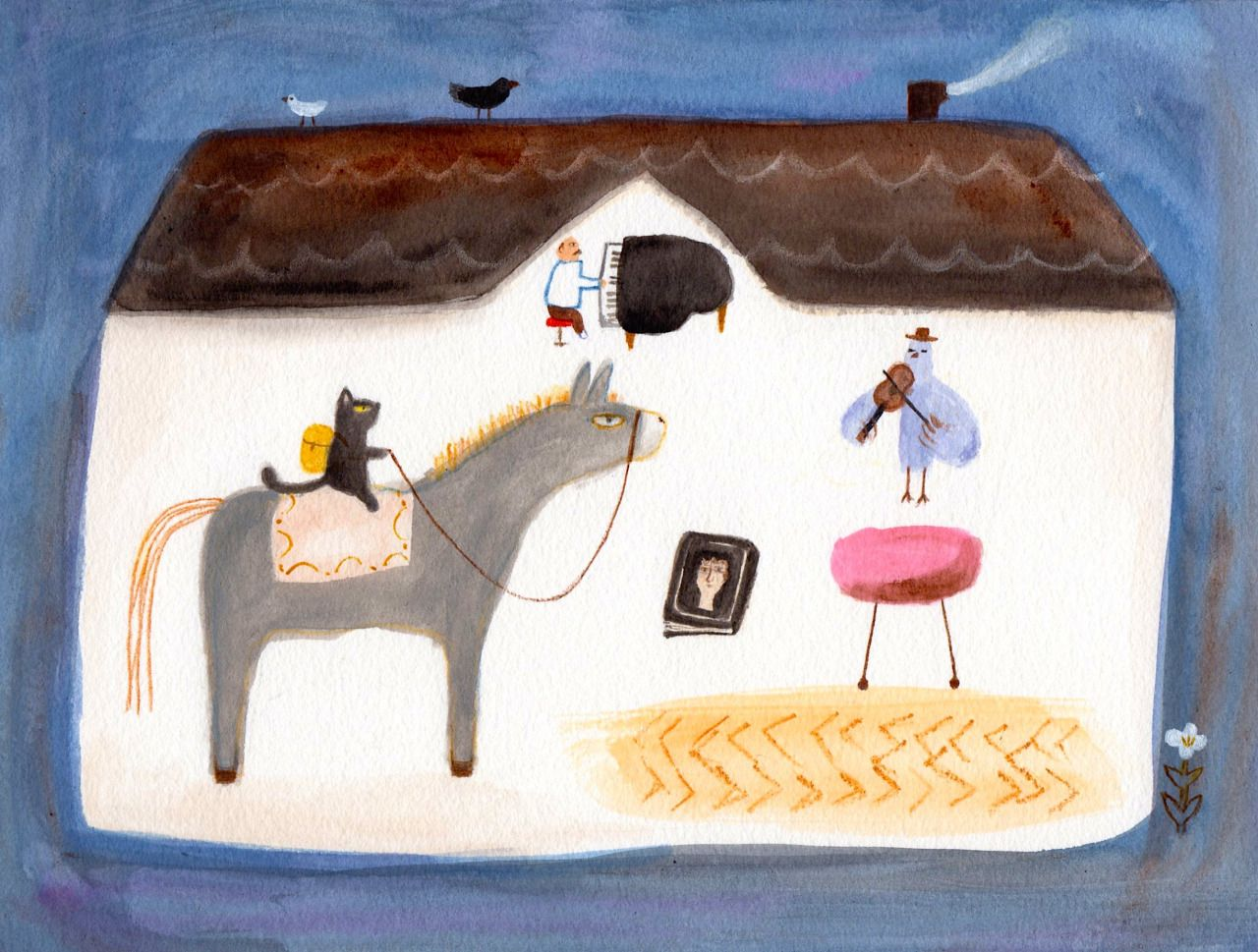 Artwork  Illustration  Japan