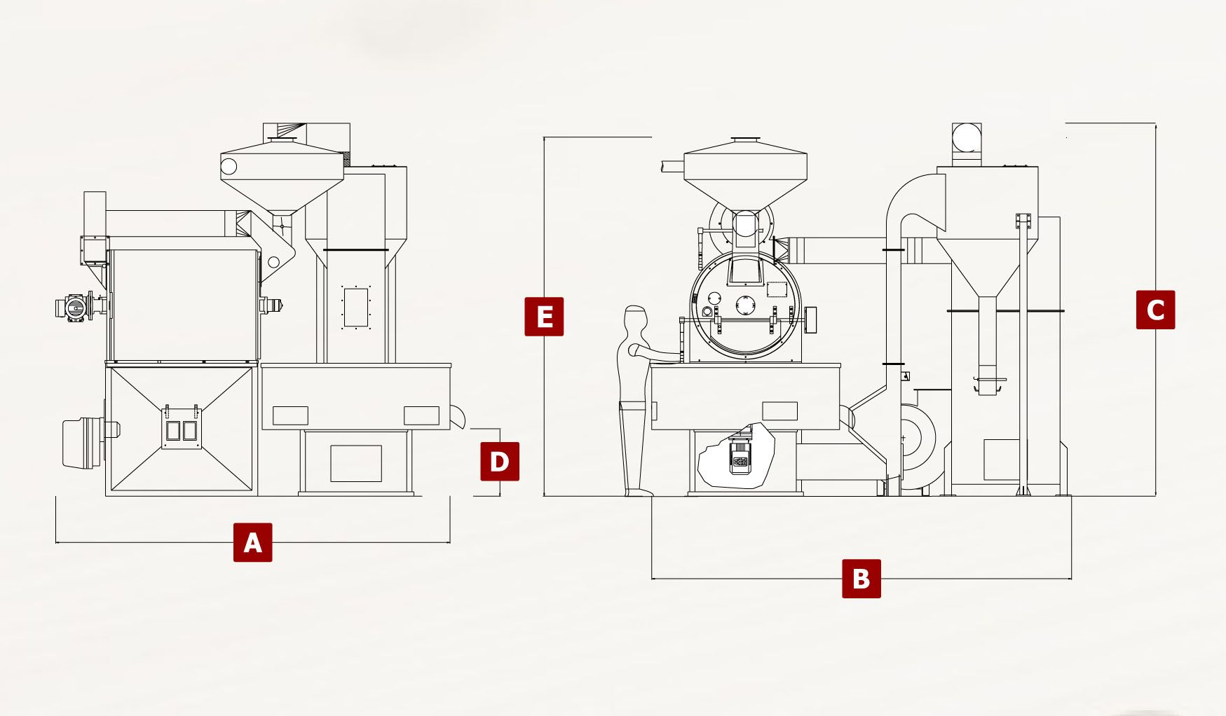 Probat coffee roaster google search roaster pinterest coffee probat coffee roaster google search pooptronica Images
