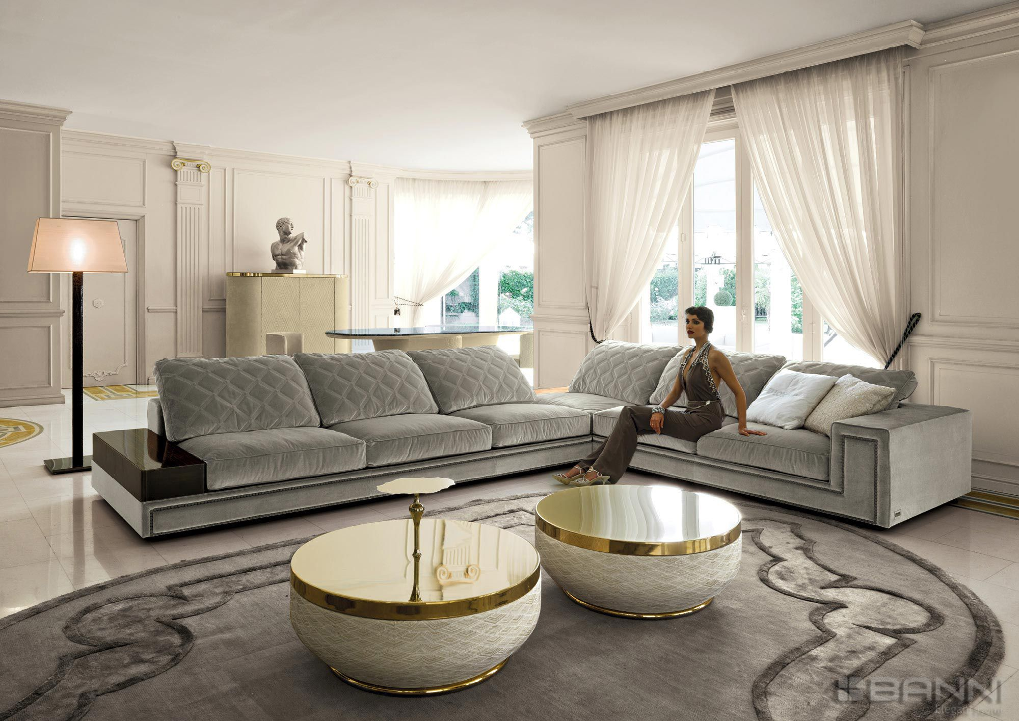 Helmut  Designer Sofas From Longhi S All Information High Resolution