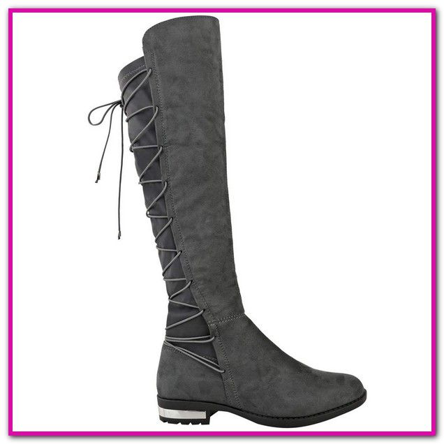 Weitschaft Overknee Stiefel Kaufen Bei Schuhtempel24 finden