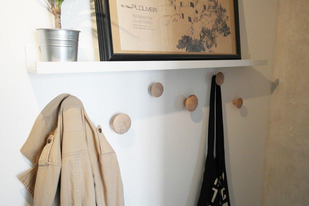 Les Pateres Detronent Les Portes Manteaux Jumble Therapy Bathroom Hooks Jumbled Home