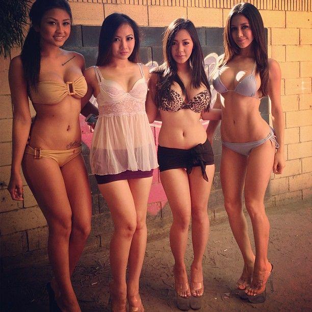 Girls Of Cafe Lu
