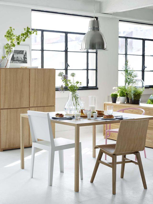 Cuisine  le bois su0027invite dans la cuisine dans la déco ou l - esszimmer h amp amp h