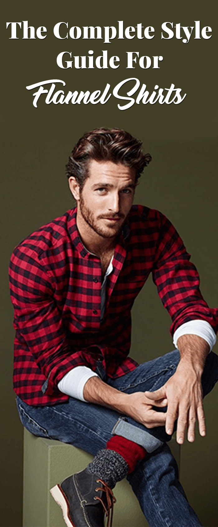 Men's outfits with flannel  All About The Flannel Shirts  Mens Fashion Blog By Theunstitchd